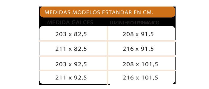 Puerta exterior carinbisa fabricante nacional ventana for Medidas estandar de ventanas argentina