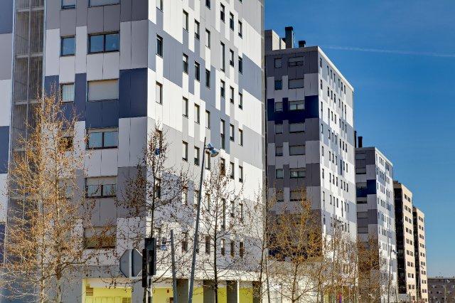 Obra nueva edificio terrassa carinbisa fabricante - Obra nueva en terrassa ...