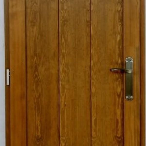Puerta interior carinbisa fabricante nacional ventana madera y madera aluminio carpinteria - Picaporte puerta aluminio ...